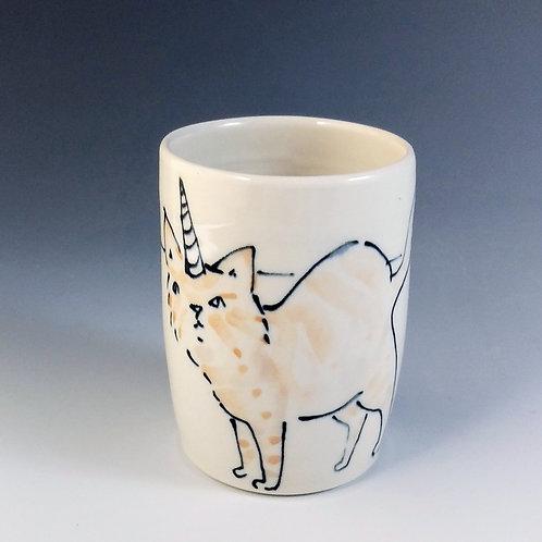 3 inch cup kittycorn