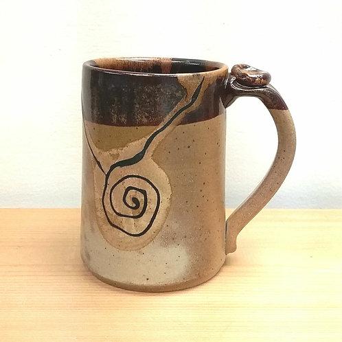 Large organic mug
