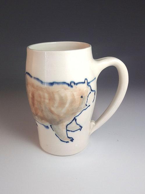 Large Bear Mug