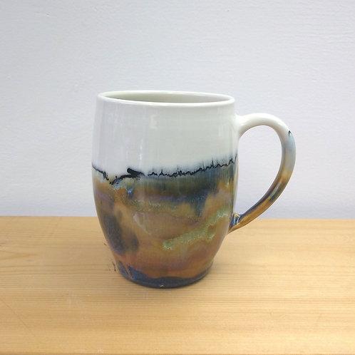 """Landscape mug 4.5"""""""