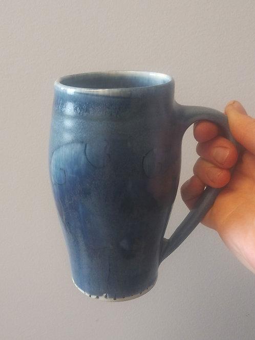 Large storm cloud mug
