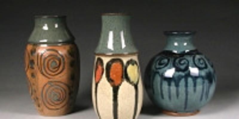 Glaze workshop: Alternative application methods