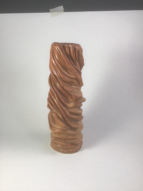 """Carved Vase 10""""  by Karissa"""
