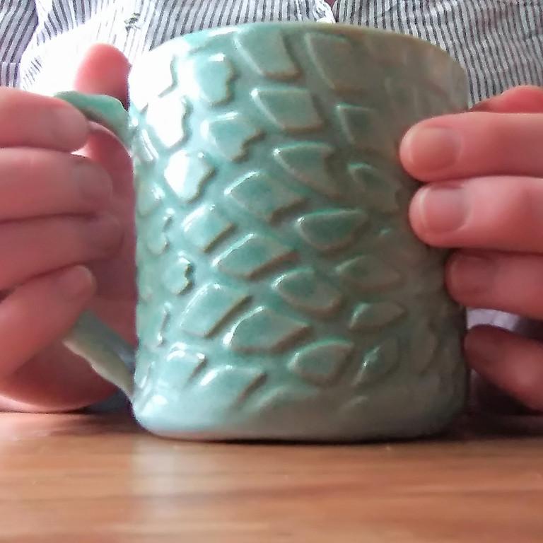 Make a Mug Night July 17, 2021