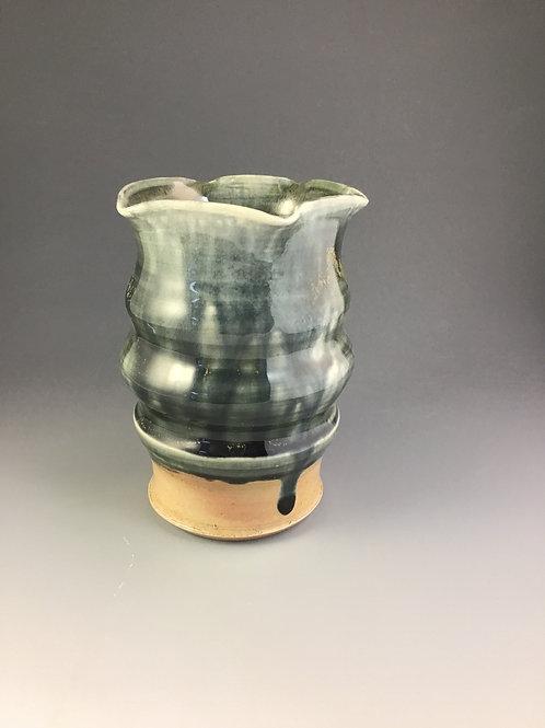 """Vase  5.5""""  by Joe"""