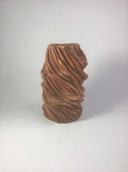 "Carved Vase 7""  by Karissa"