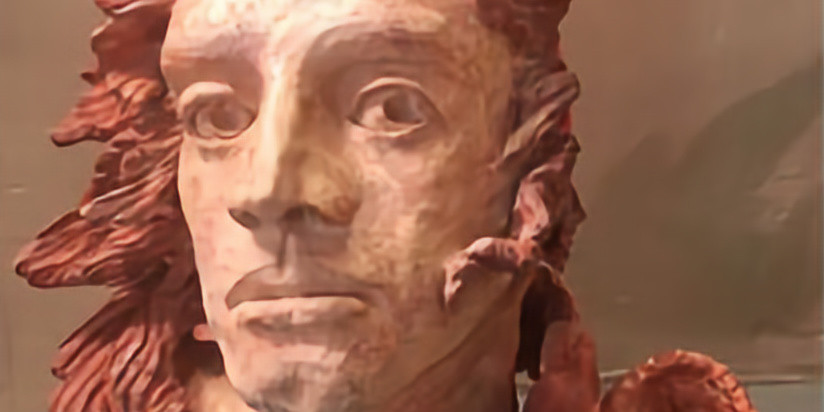 3 day Gestural sculptural busts workshop with Ruben