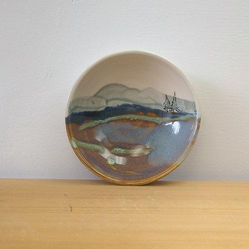 Landscape bowl small