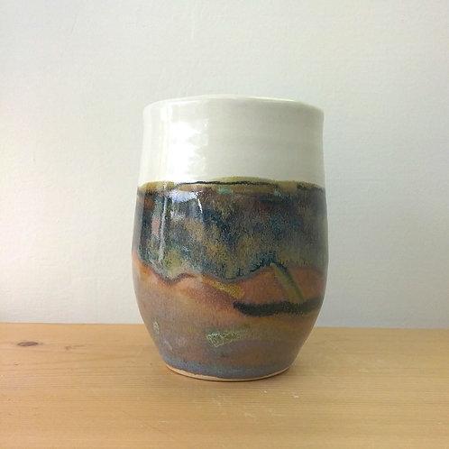 """4"""" landscape cup"""