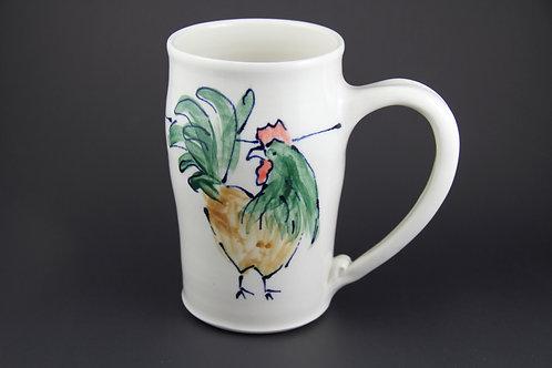 Large Rooster Mug