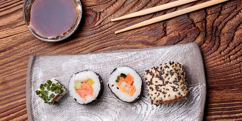 Make a Sushi Plate Set. Dec 12th, 2020