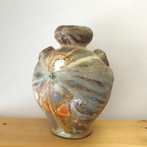 Jack Troy wood fired vase