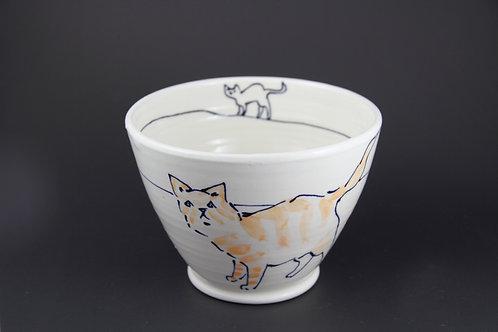 Medium Cat Bowl