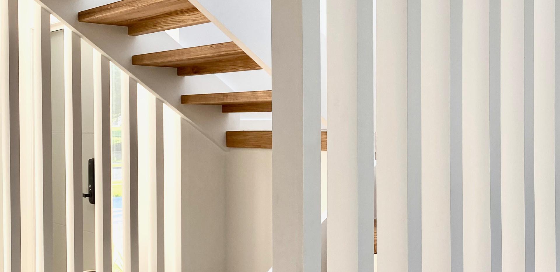 Timber Trim Feature Interior
