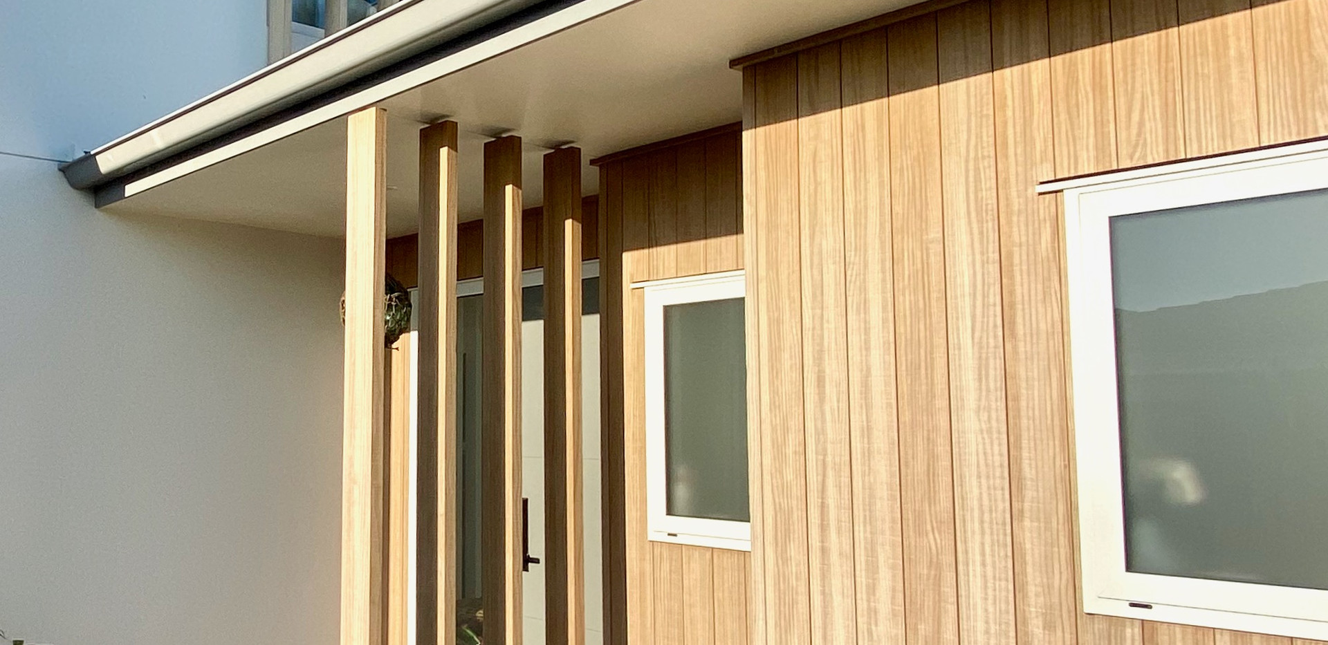 Timber Trim Feature