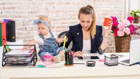 WORKING MOM BURNOUT IS REAL – HERE'S HOW TO DEAL