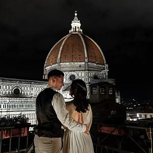 Анна и Василий, Тоскана