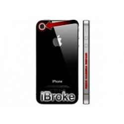 Iphone 4 Back Camera Repair Service