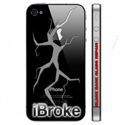 Iphone 4 Back Glass Repair Service
