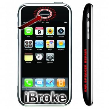 iPhone 3G / 3GS Ear Speaker Repair