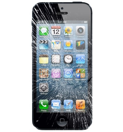 Iphone 5 Glass Screen Repair Service