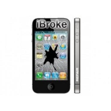 Iphone 4 Glass Screen Repair Service