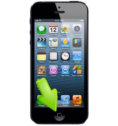 Iphone 5 Home Button Repair Service