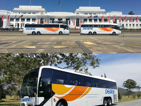 Bus Hire Canberra
