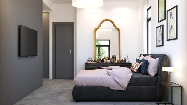 חדר שינה קלסי