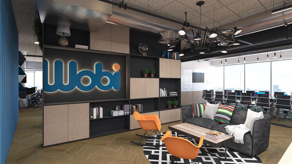 משרדי חברת WOBI