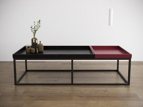 שולחן קפה דגם דונס