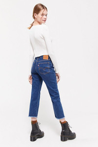 Levi's Wedgie High-Waisted Jean