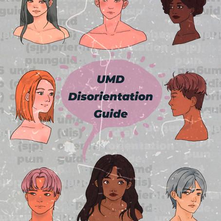 Campus Spotlight: Linda and M, Editors of 2020's Disorientation Guide