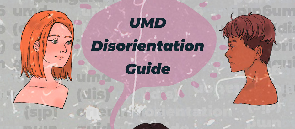 Campus Spotlight: Linda and M, Editors of 2020's Disorientation Guide