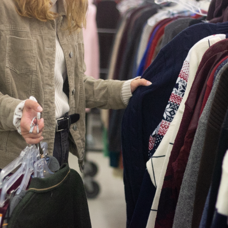 Your Guide to Thrifting in College Park