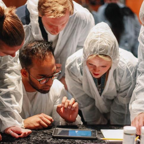 Creative teambuilding ideas in London