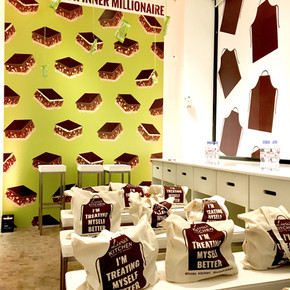 Livia's Kitchen pop up shop in Central L