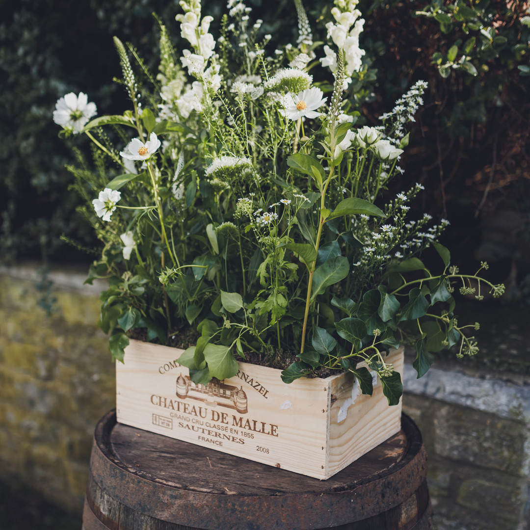 Rustic English wedding in the Somerset C