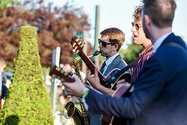 Live music at events