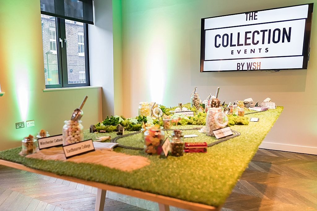 Collection by WSH Company Launch Party i
