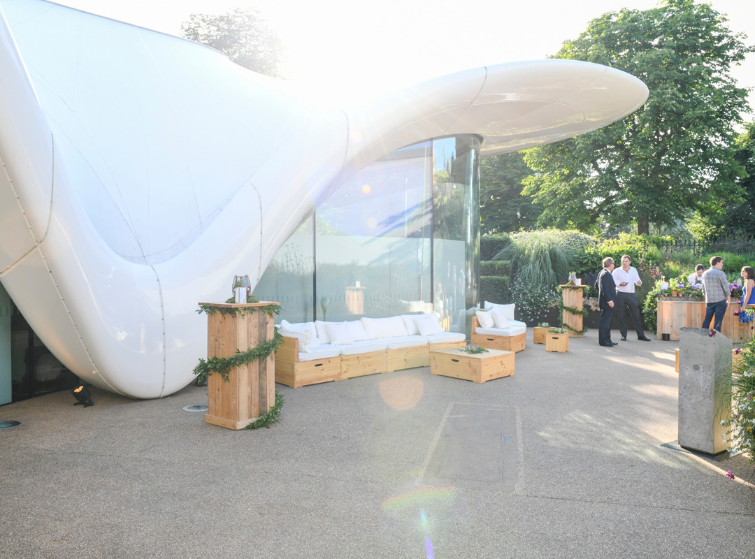 Corporate Summer Party at the Serpentine