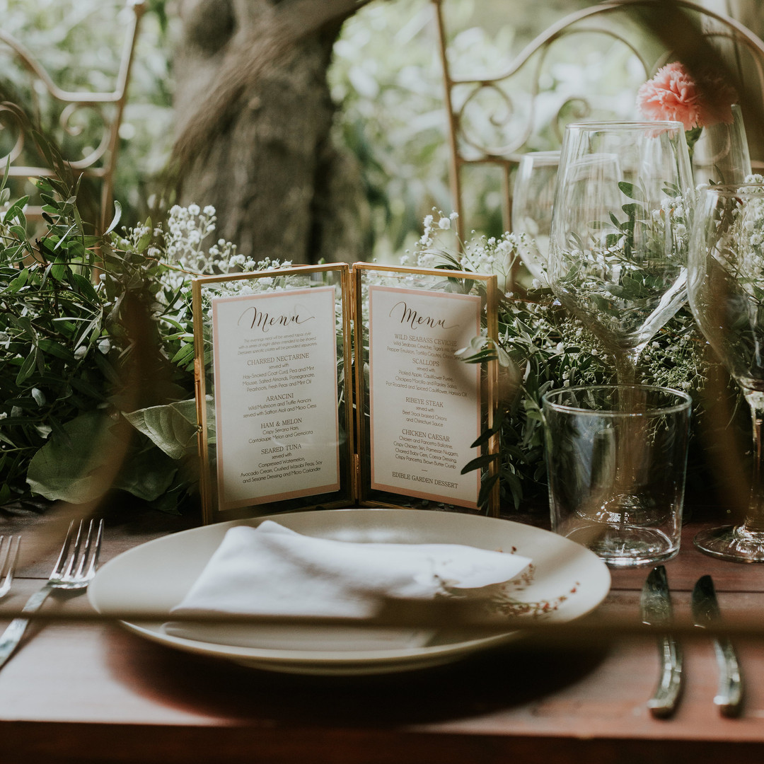 Destination wedding in the rural Spanish