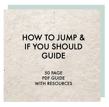 How to Jump & if you should_business gui