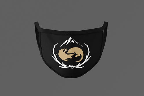 OTTER OUTDOORS FACE MASK