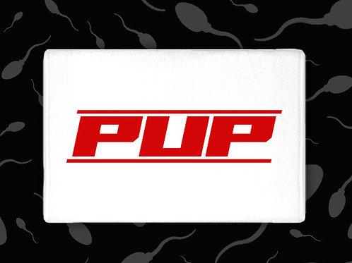 RED PUP CUM TOWEL