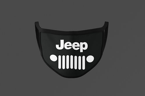 JEEP GRILL FACE MASK