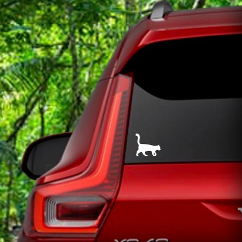 CAT (#2) FAMILY PACK DECAL