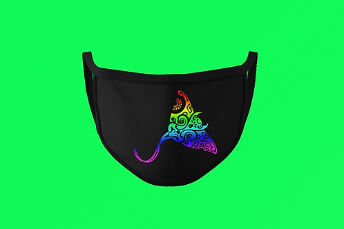 BRUCE THE STINGRAY (RAINBOW)