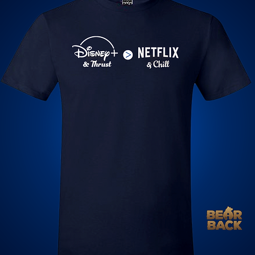 DISNEY+ IS GREATER THAN NETFLIX & CHILL