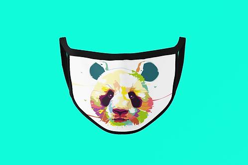 PANDA ART FACE MASK